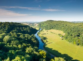 Find self-catering accommodation for Herefordshire