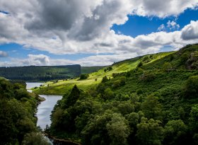 Find self-catering accommodation for Powys