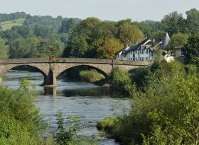 Find self-catering accommodation for Monmouthshire