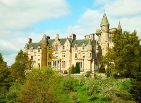 Find self-catering accommodation for Perth And Kinross