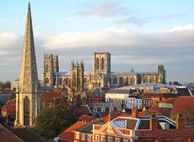 Find self-catering accommodation for York