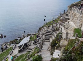 Find self-catering accommodation for Minack Theatre 2016