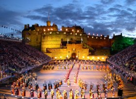 Find self-catering accommodation for Edinburgh Royal Military Tattoo 2016