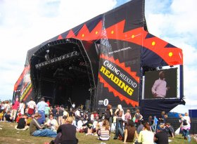 Find self-catering accommodation for Reading Festival 2016