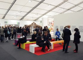 Find self-catering accommodation for Frieze Art Fair, 2016