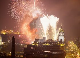Find self-catering accommodation for Hogmanay 2016