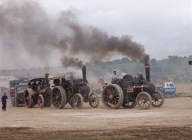 Find self-catering accommodation for Great Dorset Steam Fair 2016
