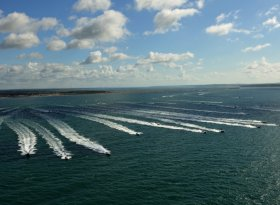 Find self-catering accommodation for Cowes Classic Powerboat Race 2016