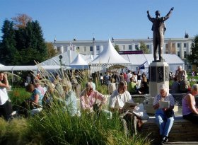 Find self-catering accommodation for Cheltenham Literature Festival 2016