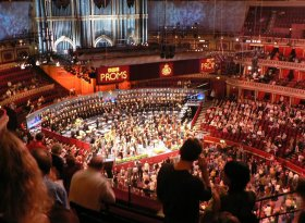 Find self-catering accommodation for BBC Proms 2016
