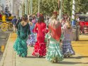 Find self-catering accommodation for Seville Fair...