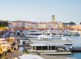 Find self-catering accommodation for Grand Pavois de La Rochelle 2016