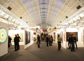 Find self-catering accommodation for London Art Fair, 2017