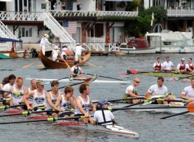 Find self-catering accommodation for Henley Royal Regatta