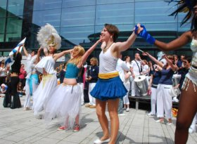 Find self-catering accommodation for Brighton Fringe Festival