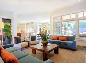 Find self-catering accommodation for Ideal Home Show Scotland