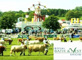 Find self-catering accommodation for Royal Bath and West Show