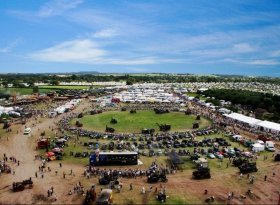 Find self-catering accommodation for Welland Steam Rally