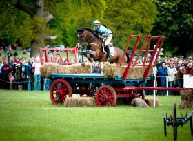 Find self-catering accommodation for Badminton Horse Trials