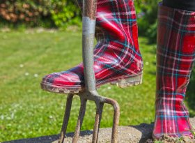 Find self-catering accommodation for Gardening Scotland