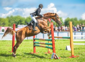 Find self-catering accommodation for Burghley Horse Trials