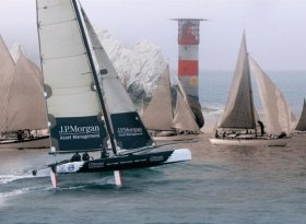Find self-catering accommodation for Round the Island Race