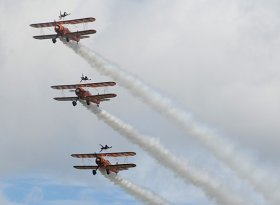 Find self-catering accommodation for Farnborough International Air Show 2018