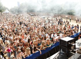 Find self-catering accommodation for Secret Garden Party