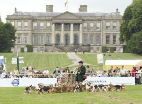 Find self-catering accommodation for CLA Game Fair
