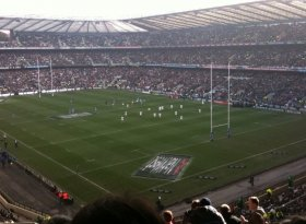 Find self-catering accommodation for RBS 6 Nations Scotland v Ireland