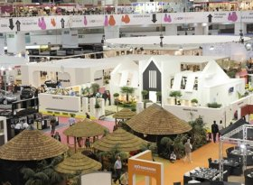 Find self-catering accommodation for Ideal Home Show London