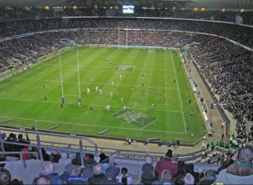 Find self-catering accommodation for RBS 6 Nations England v Scotland