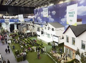 Find self-catering accommodation for Ideal Home Show Manchester