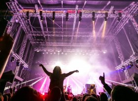 Find self-catering accommodation for INmusic Festival