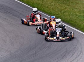 Find self-catering accommodation for Karting Adventure
