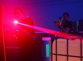 Alpha Laser Tag