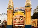 Find self-catering accommodation for Luna Park...