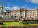 Find self-catering accommodation for Buckingham Palace