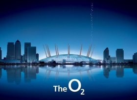 Find self-catering accommodation for The O2