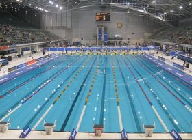 Find self-catering accommodation for National Aquatic Centre