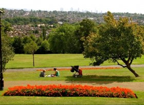 Alexandra Park and Palace
