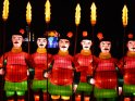 Find self-catering accommodation for Magic Lantern Festival...