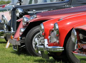 Find self-catering accommodation for The London Classic Car Show