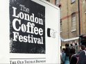 Find self-catering accommodation for The London Coffee Festival...