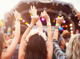 Find self-catering accommodation for Wireless Festival