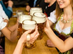 Find self-catering accommodation for Oktoberfest in London