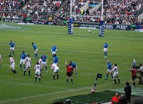 RBS 6 Nations England v France