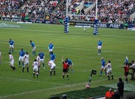 RBS 6 Nations England v Italy