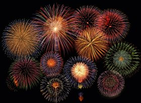 Katakai Fireworks Festival