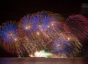 Malta International Fireworks Festival